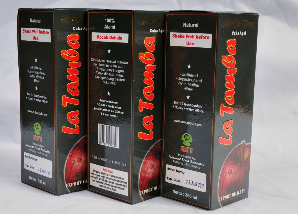 Cuka Apel La Tamba 08