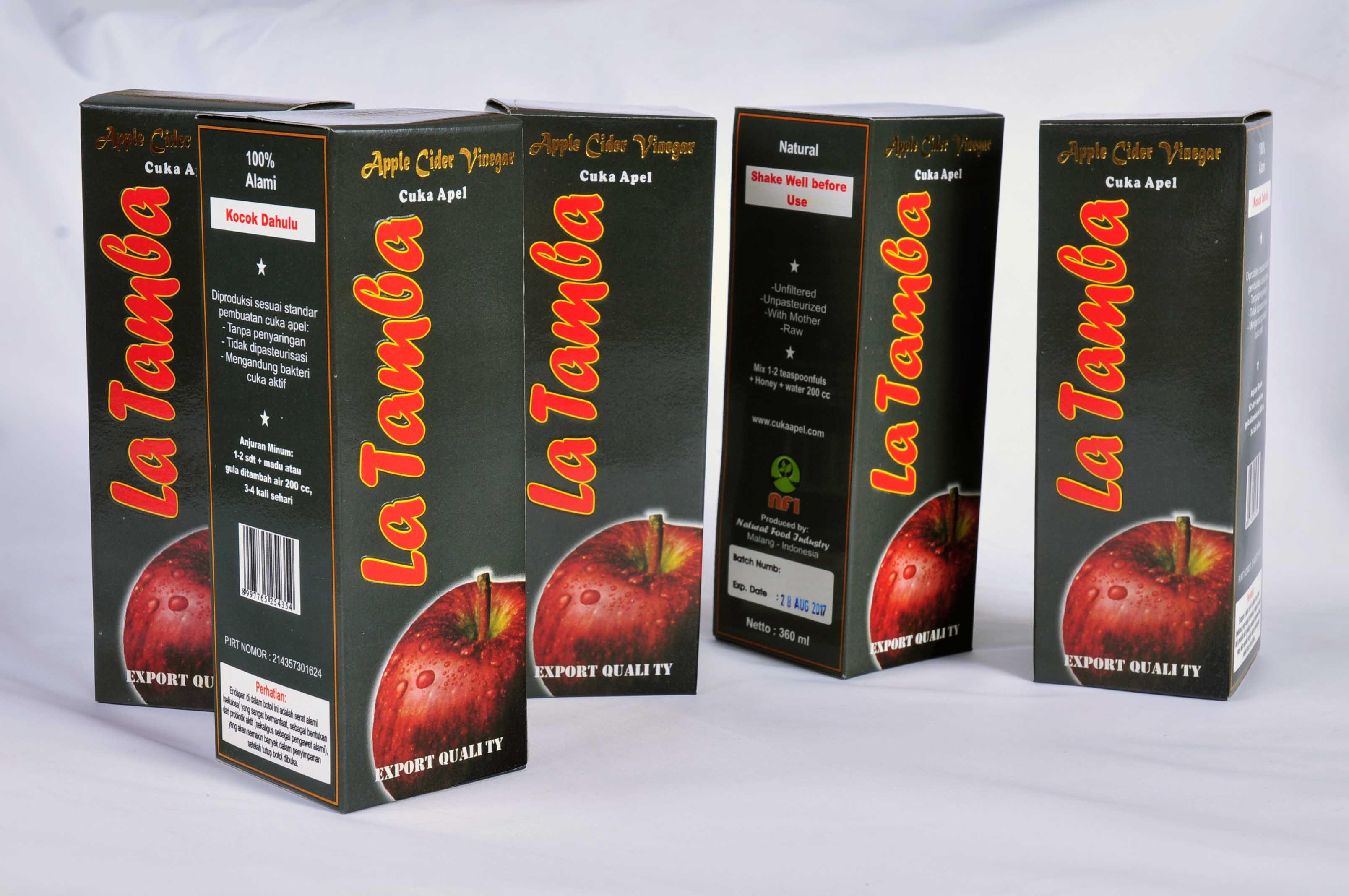 Penelitian Seputar Cuka Sari Apel