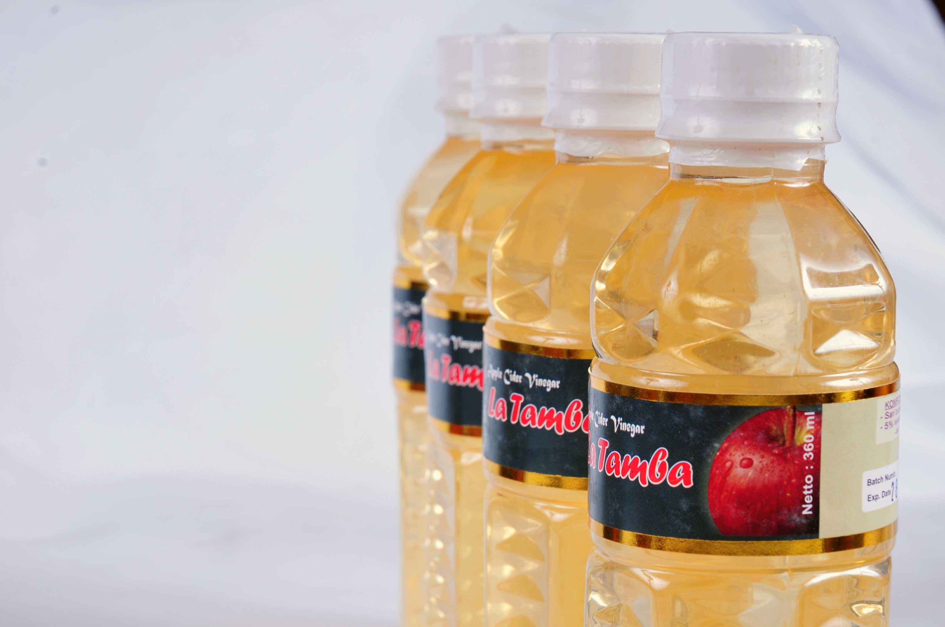 Perawatan Jerawat dengan Cuka Apel